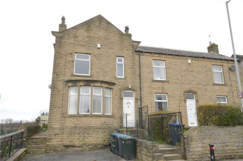 3 Bedrooms Semi Detached House for sale in Shetcliffe Lane, Bradford, West Yorkshire