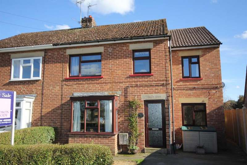 4 Bedrooms Semi Detached House for sale in Storking Lane, Wilberfoss, York, YO41