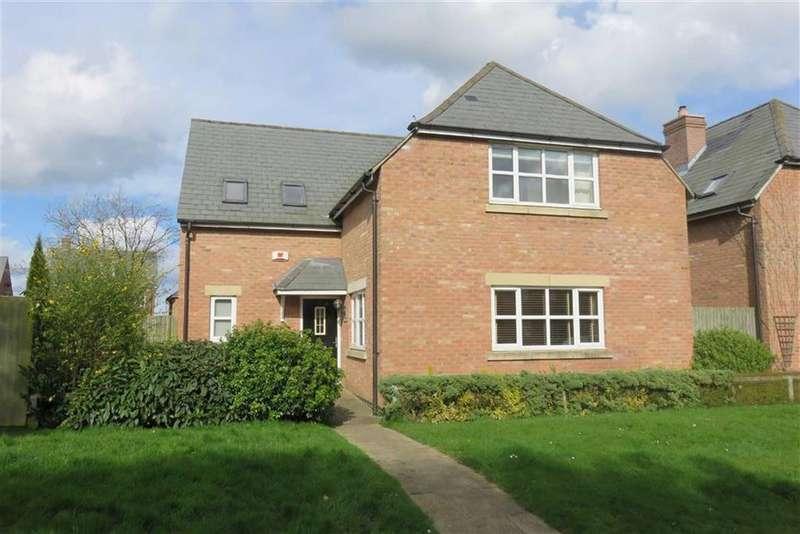 5 Bedrooms Detached House for sale in Hunters Avenue, Skeffington