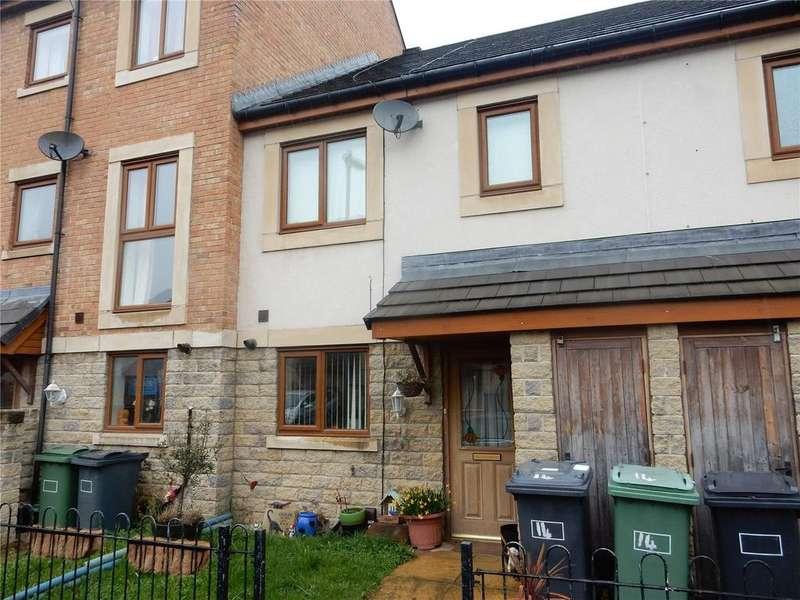 3 Bedrooms Terraced House for sale in Greenlea Court, Dalton, Huddersfield, HD5
