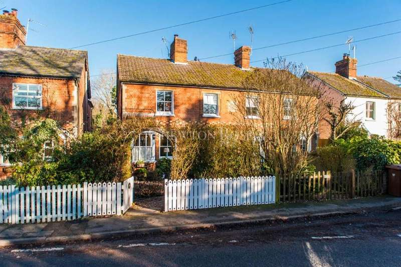 2 Bedrooms End Of Terrace House for sale in Winkfield Row, Berkshire