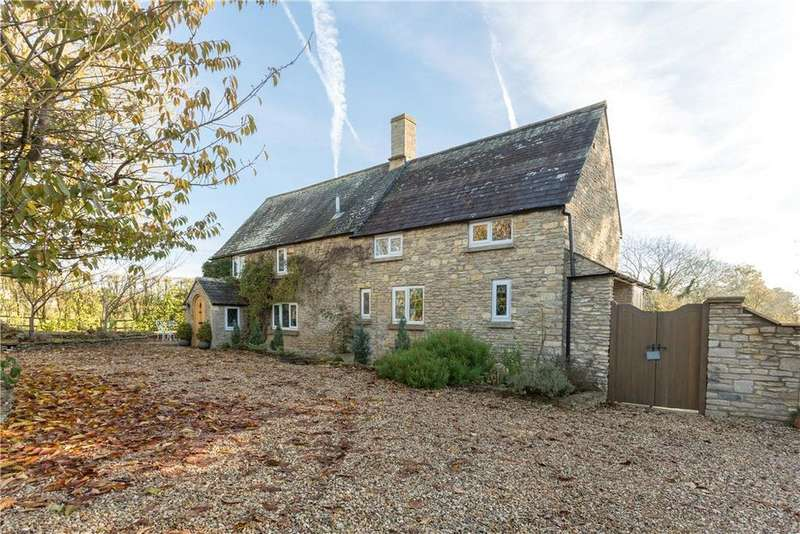 4 Bedrooms Detached House for sale in Charlton, Malmesbury, Wiltshire, SN16