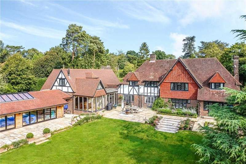 8 Bedrooms Detached House for sale in Southdown Road, Shawford, Winchester, Hampshire, SO21