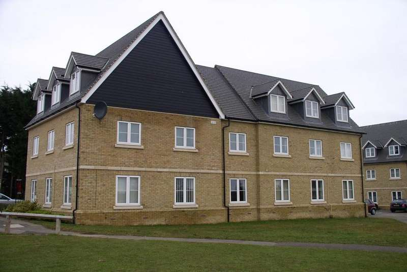 2 Bedrooms Apartment Flat for sale in Balmoral Court, Edinburgh Gardens, Braintree, Essex, CM7