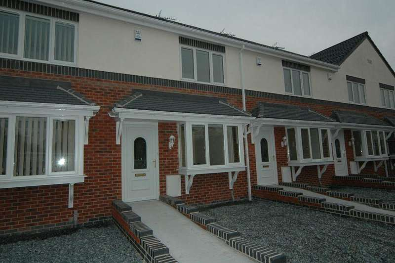 2 Bedrooms Terraced House for sale in Tara Court, Beverley Road