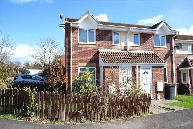 2 Bedrooms End Of Terrace House for sale in Courtlands, Bradley Stoke, Bristol, BS32