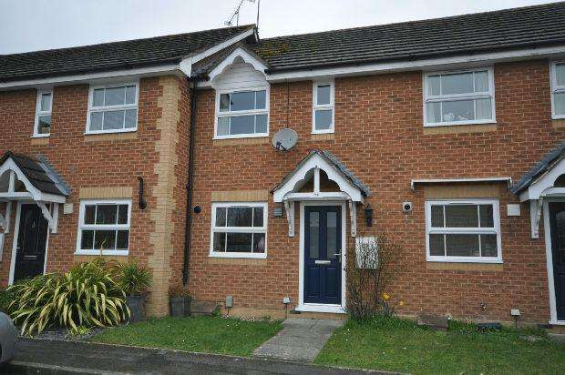 2 Bedrooms Terraced House for sale in Donaldson Way, Woodley, Reading