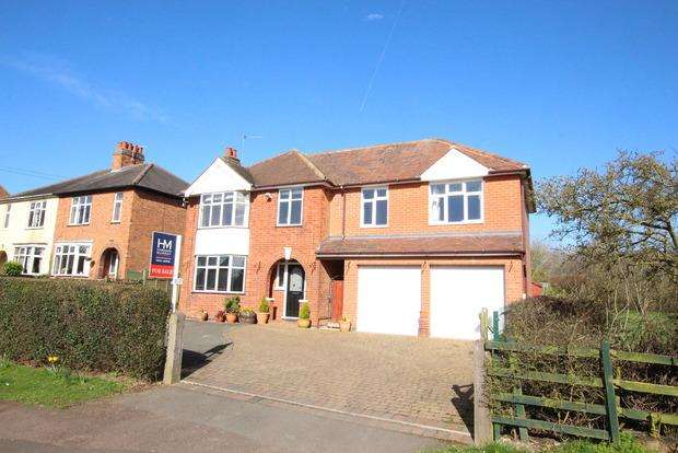 5 Bedrooms Detached House for sale in Main Street, Asfordby, Melton Mowbray, LE14