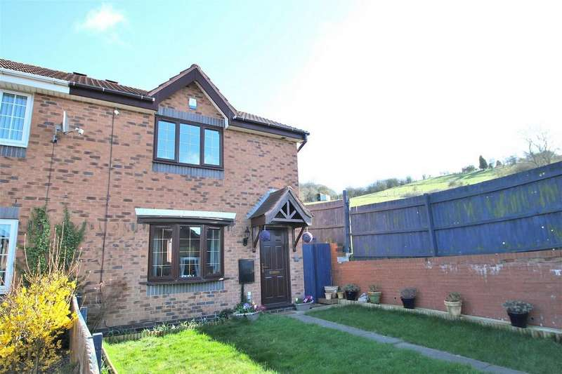 3 Bedrooms Semi Detached House for sale in Clent Hill Drive, ROWLEY REGIS, West Midlands
