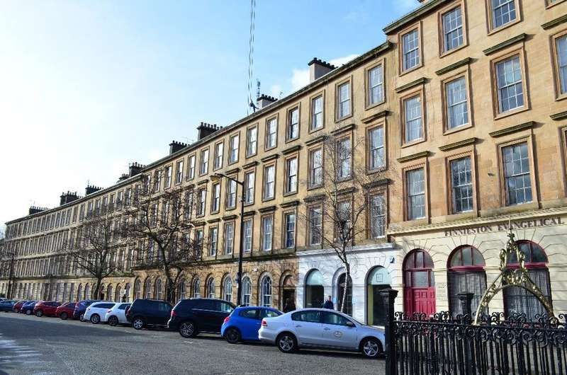 2 Bedrooms Flat for sale in Minerva Street, Flat 1/1, Finnieston, Glasgow, G3 8LD