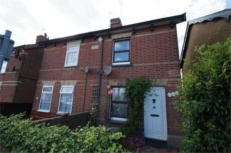 2 Bedrooms Semi Detached House for sale in Old Road, CLACTON-ON-SEA, Essex