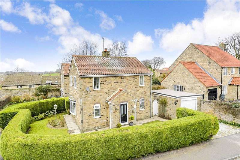 3 Bedrooms Detached House for sale in Folly Lane, Bramham, Wetherby, West Yorkshire