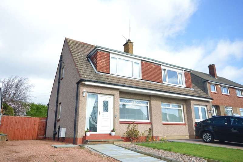 3 Bedrooms Semi Detached House for sale in Turnberry Drive, Kirkcaldy, KY2