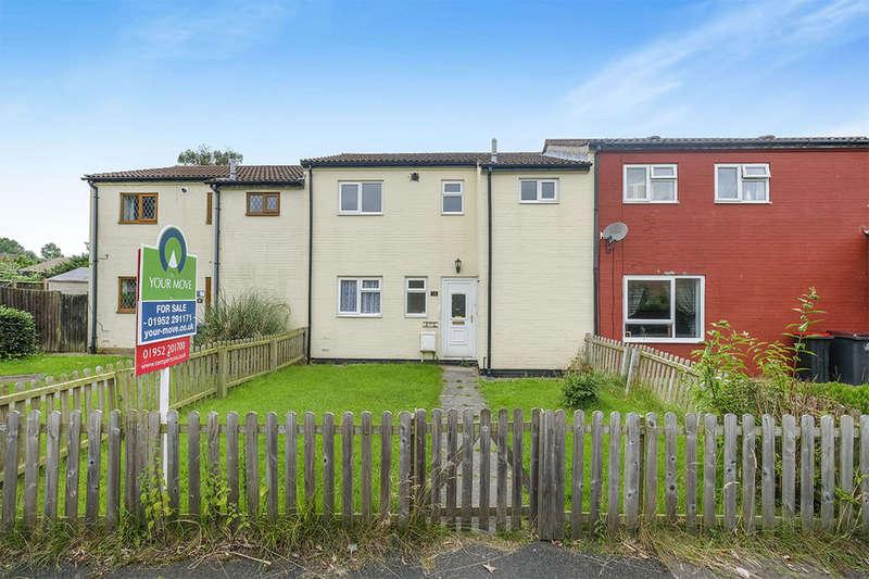 3 Bedrooms Property for sale in Queen Elizabeth Way, Malinslee, Telford, TF3