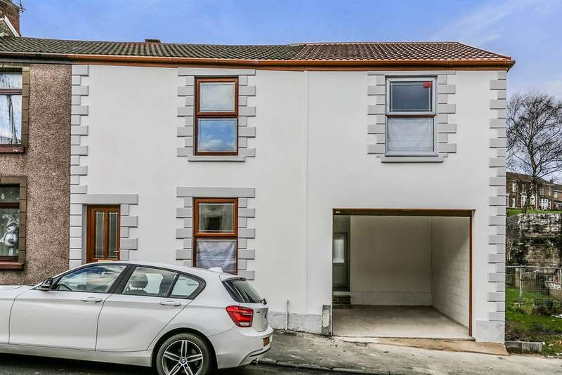 4 Bedrooms End Of Terrace House for sale in Mysydd Road, Landore, Swansea