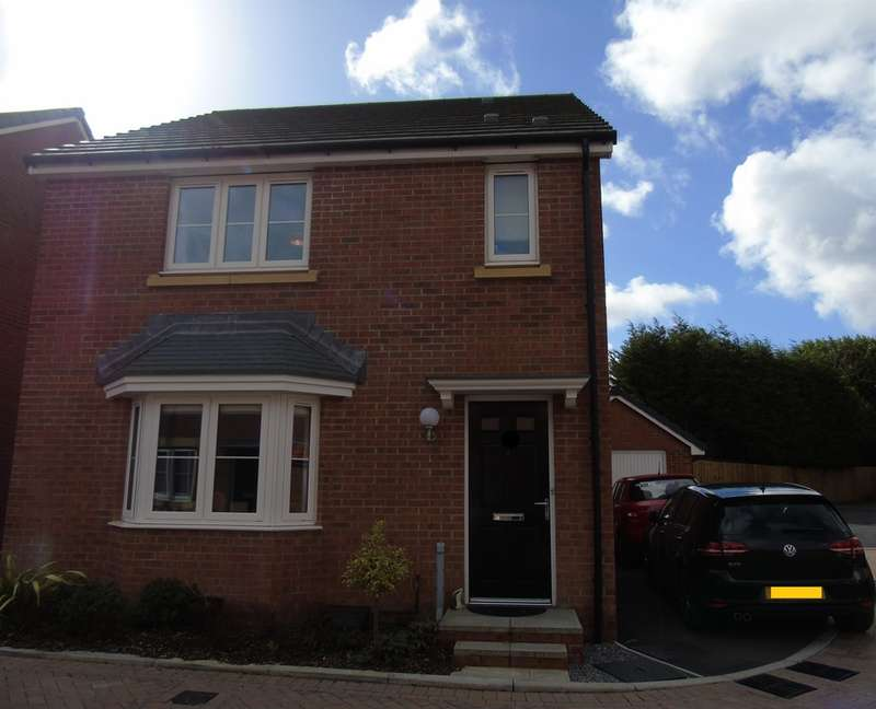 3 Bedrooms Detached House for sale in Harlech Road, Culverhouse Cross, Cardiff