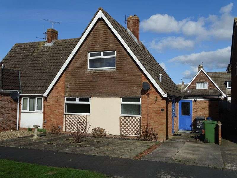 3 Bedrooms Semi Detached House for sale in Blackmore Road, Melksham