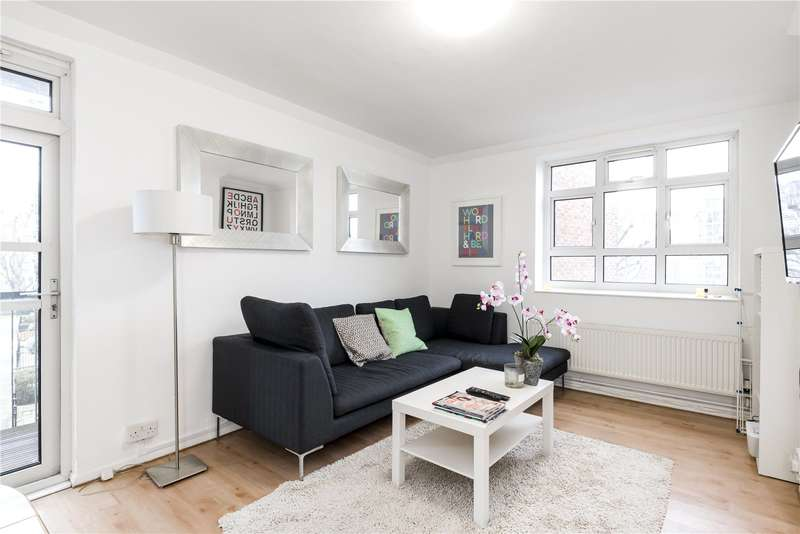 2 Bedrooms Flat for sale in Longlands Court, Westbourne Grove, London, W11
