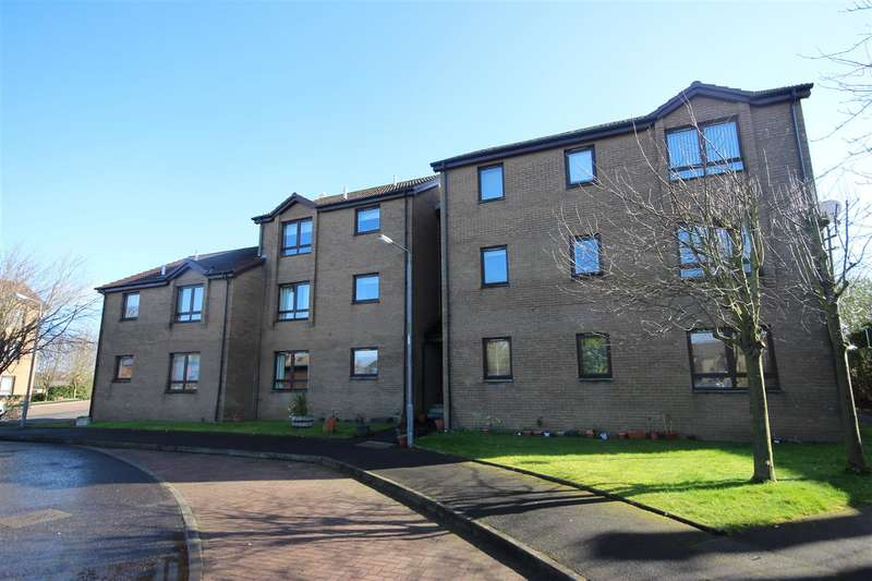 2 Bedrooms Flat for sale in Middlemass Court, Falkirk