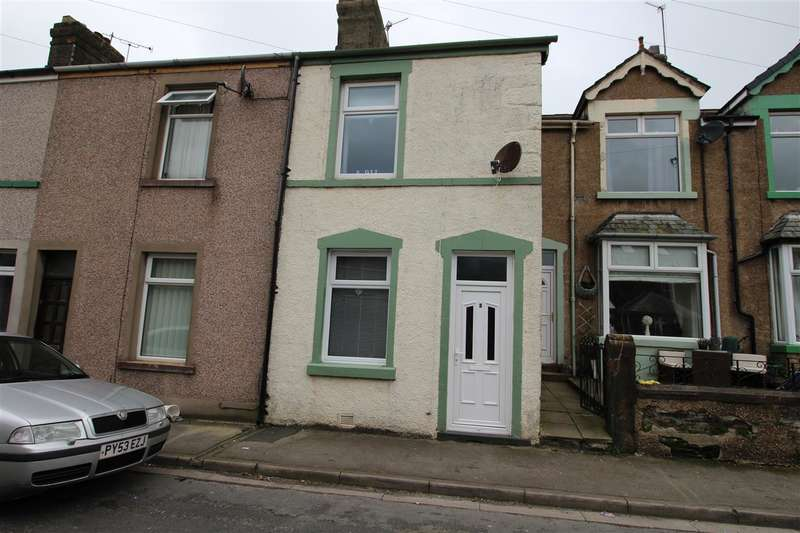 2 Bedrooms Terraced House for sale in Finch Street, MILLOM