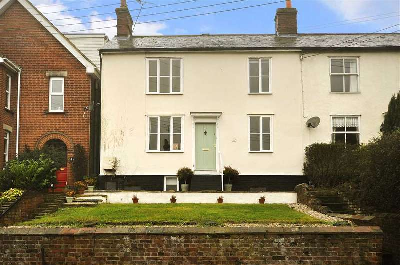 3 Bedrooms Semi Detached House for sale in Notley Road, Braintree