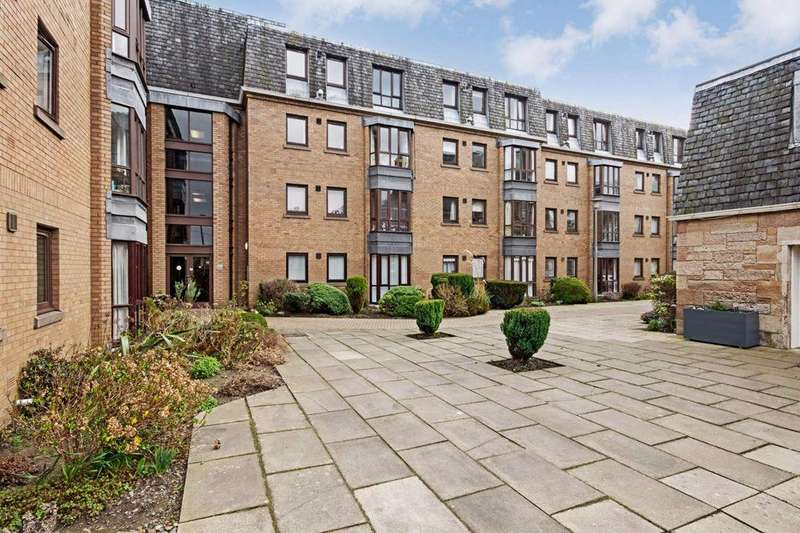 1 Bedroom Retirement Property for sale in 4/50 Gillsland Road, Merchiston, EH10 5BW
