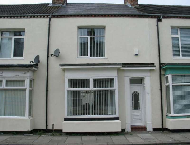 2 Bedrooms Property for sale in Roseberry View, Thornaby, Stockton-On-Tees, TS17