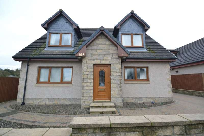 4 Bedrooms Detached House for sale in Station Road, Thornton, Kirkcaldy, KY1
