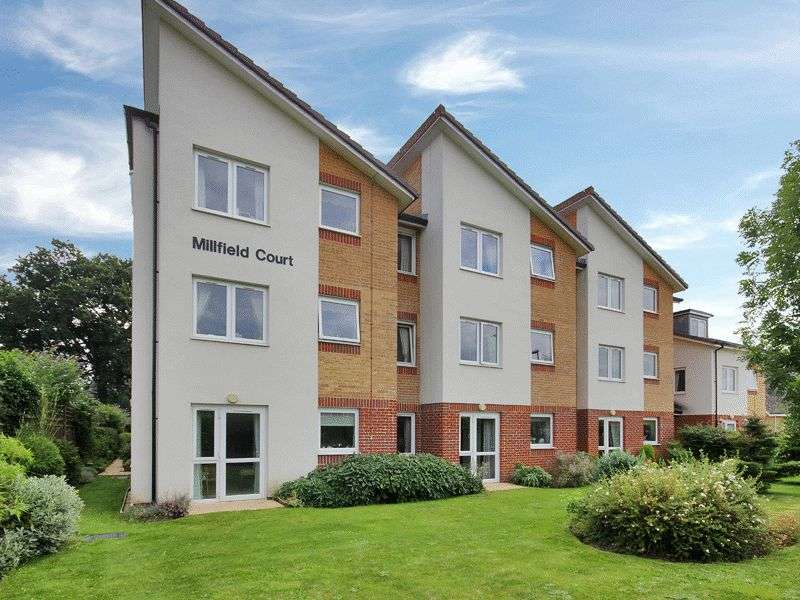 1 Bedroom Retirement Property for sale in Millfield Court, The Mardens, Ifield, Crawley, West Sussex