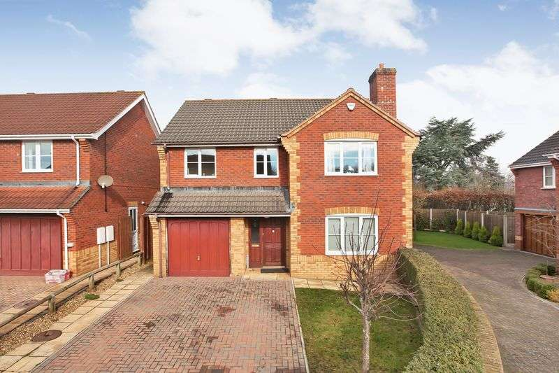 4 Bedrooms Detached House for sale in KILLAMS