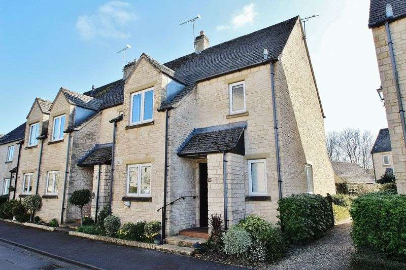 2 Bedrooms House for sale in ST MARY'S MEAD, WITNEY OX28 4EZ