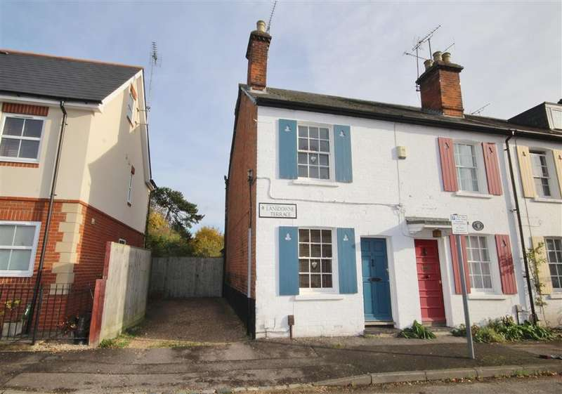 2 Bedrooms End Of Terrace House for sale in Lansdowne Terrace, The Grove, Twyford, RG10