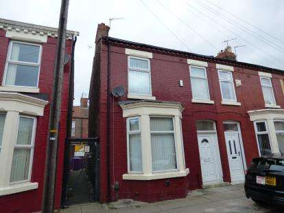 3 Bedrooms Terraced House for sale in Cretan Road, Wavertree, Liverpool, L15