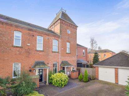 3 Bedrooms Semi Detached House for sale in Whitehall Court, Radcliffe-on-Trent, Nottingham