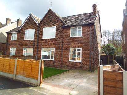 3 Bedrooms Semi Detached House for sale in East Drive, Swinton, Manchester, Greater Manchester
