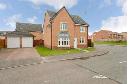 4 Bedrooms Detached House for sale in Bale Court, Cambuslang