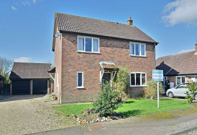3 Bedrooms Detached House for sale in Greys Manor, Banham