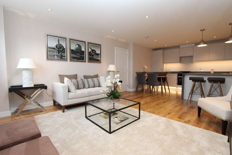1 Bedroom Flat for sale in Ewell Road, Surbiton