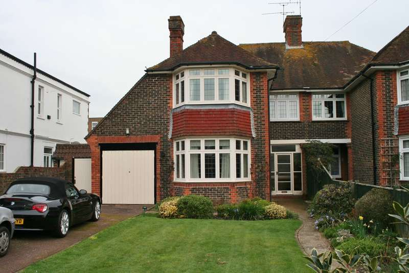 4 Bedrooms Semi Detached House for sale in LANSDOWNE ROAD