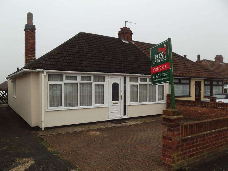2 Bedrooms Semi Detached Bungalow for sale in Abbotts Walk, Bexleyheath