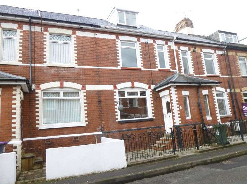 2 Bedrooms Terraced House for sale in Queen Street, Wainfelin