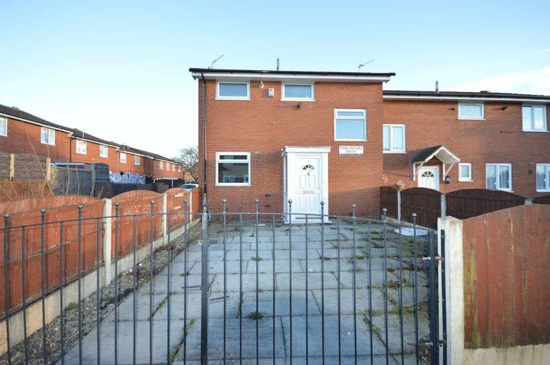 2 Bedrooms Semi Detached House for sale in Marlinford Drive, Manchester