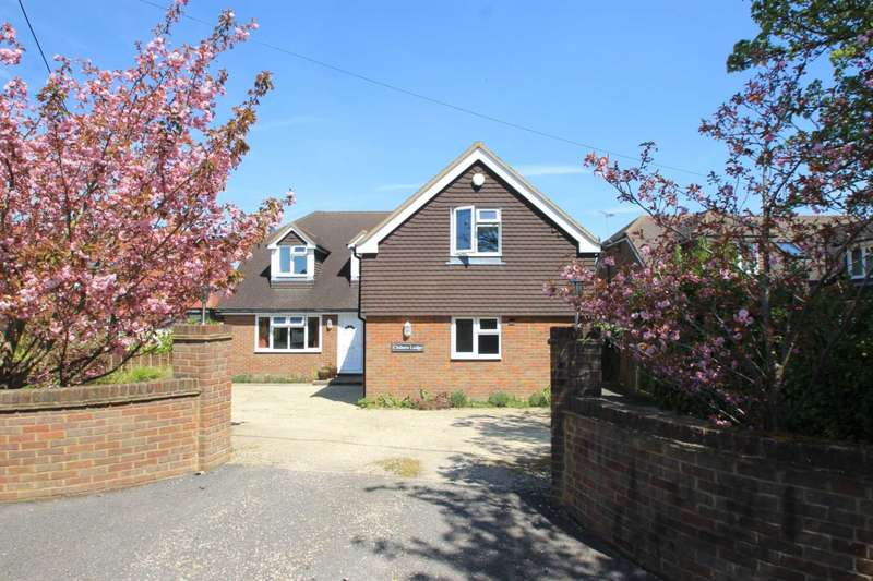 6 Bedrooms Detached House for sale in Buckland, Buckinghamshire