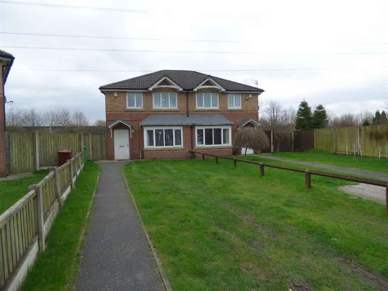 3 Bedrooms Property for sale in Rosewood Road, Blackley, Manchester, M9