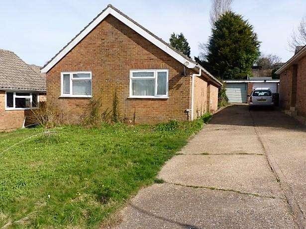 2 Bedrooms Detached House for sale in Highcroft Crescent, Heathfield, TN21 8HE