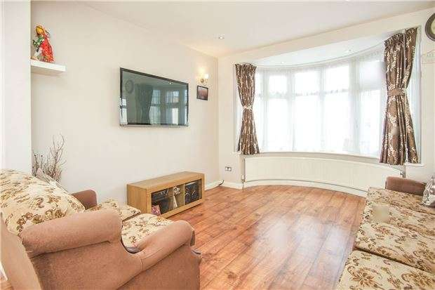 3 Bedrooms Terraced House for sale in Rugby Road, KINGSBURY, NW9 9LA