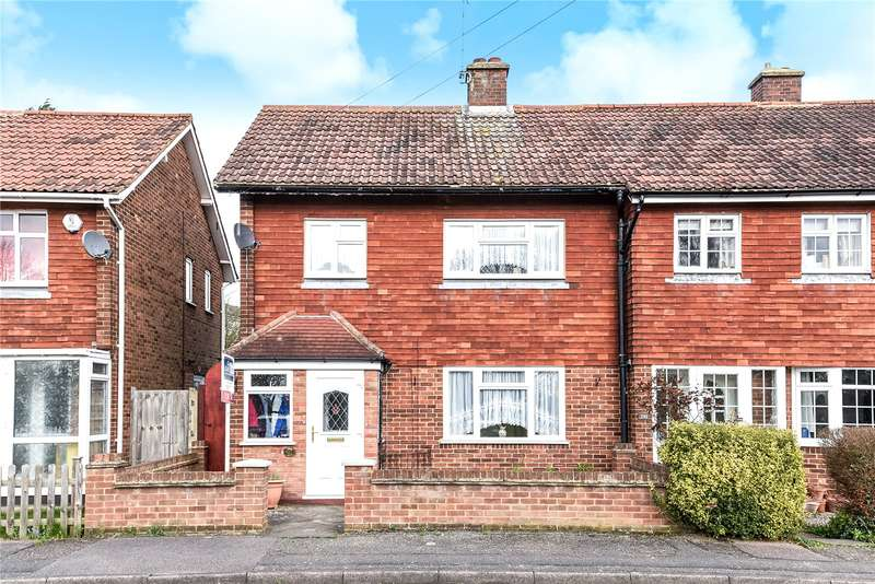 3 Bedrooms End Of Terrace House for sale in Baldwins Lane, Croxley Green, Hertfordshire, WD3