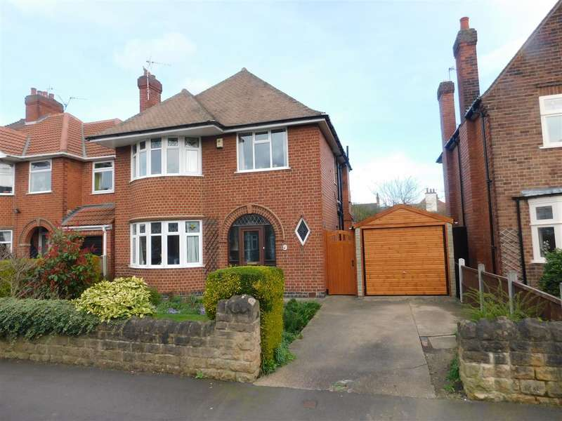 3 Bedrooms Property for sale in Trowell Grove, Long Eaton