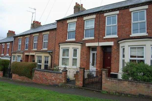 2 Bedrooms Terraced House for sale in The Banks, Long Buckby, Northampton NN6 7QQ