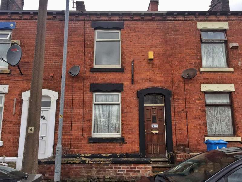 2 Bedrooms Property for sale in Copster Hill Road, Oldham, OL8
